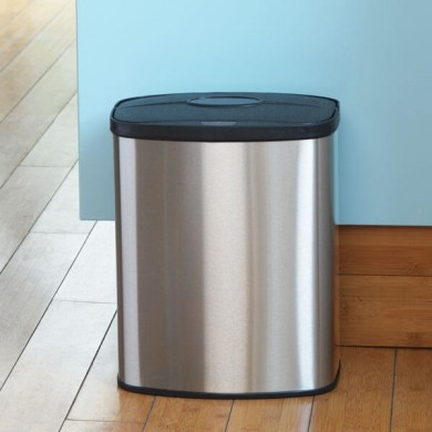 8L Kitchen Worktop Bin