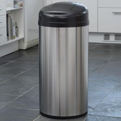 50L Stainless Steel Bin
