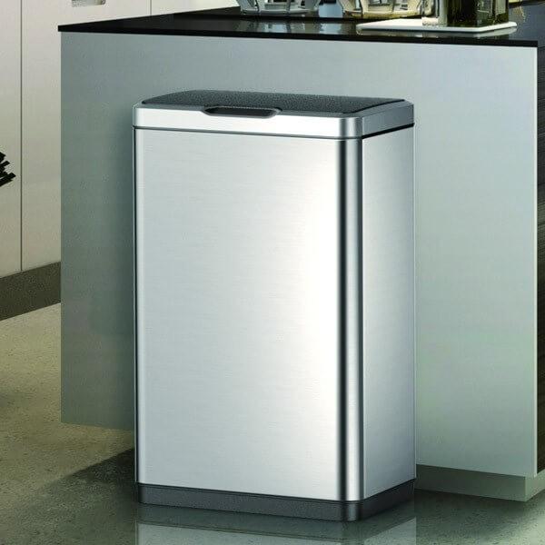 Double Kitchen Bin Mirage Series Sensorbin