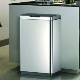 20 + 20 Litre Double Kitchen Bin