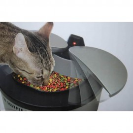 Sensor Cat Bowl