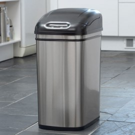 32L Stainless Steel Bins